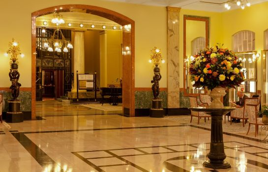 Lobby Metropol Moscow Historical Hotel