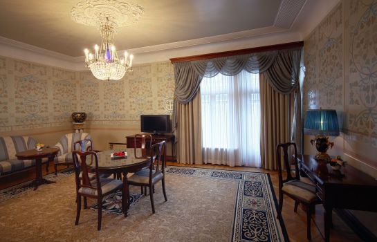 Suite Metropol Moscow Historical Hotel