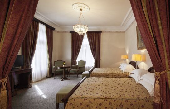 Zimmer Metropol Moscow Historical Hotel