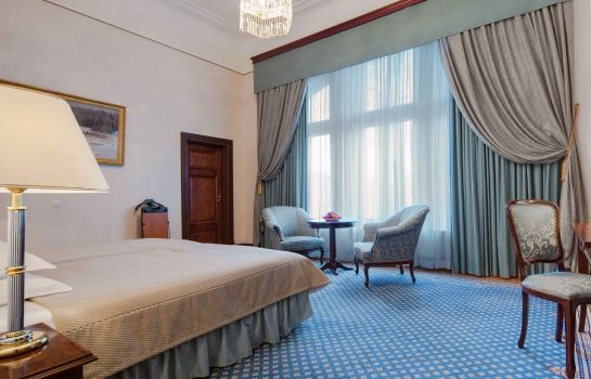 Room Metropol Moscow Historical Hotel