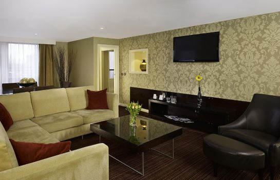 Suite DoubleTree by Hilton Cambridge
