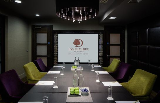 Tagungsraum DoubleTree by Hilton Cambridge