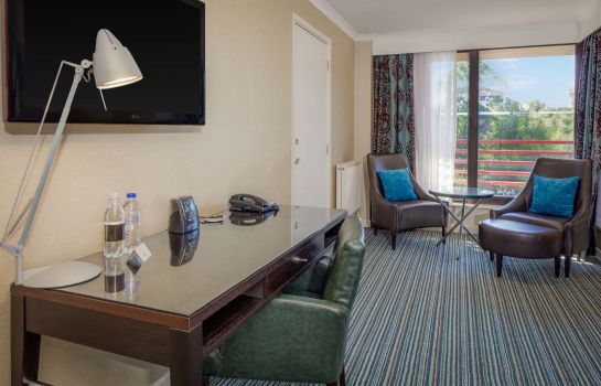 Zimmer DoubleTree by Hilton Cambridge