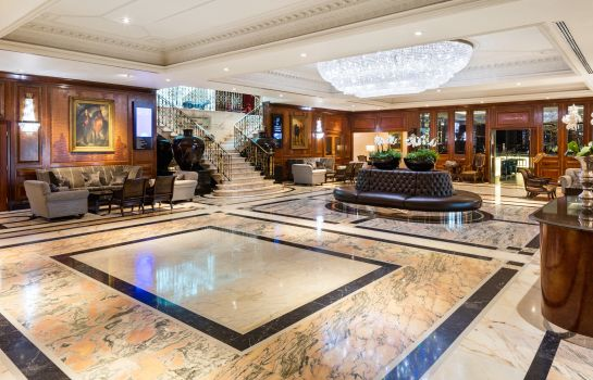 Hotelhal RADISSON BLU HEATHROW HTL