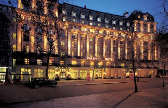 Exterior view The Waldorf Hilton London