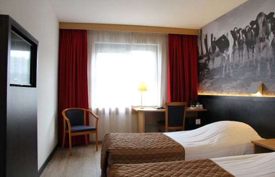 Room Bastion Hotel Utrecht