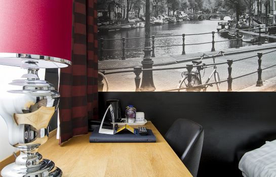 Kamers Bastion Hotel Amsterdam Zuidwest
