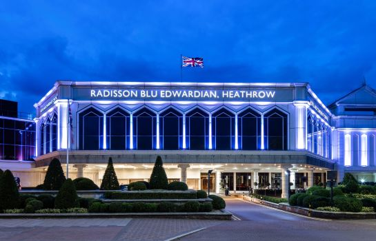 Foto Radisson Blu Edwardian Heathrow Hotel