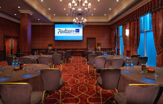 Sala congressi Radisson Blu Edwardian Heathrow Hotel