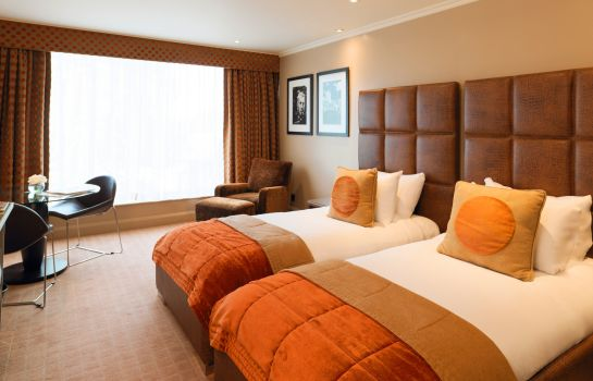Zimmer Radisson Blu Edwardian Heathrow Hotel