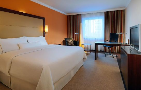 Double room (standard) The Westin Grand Frankfurt