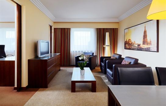 Zimmer The Westin Grand Frankfurt
