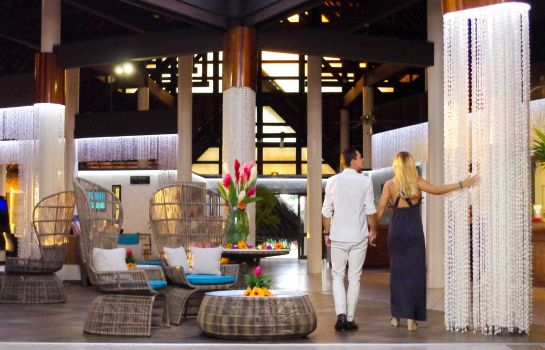Hotelhalle InterContinental Hotels RESORT AND SPA MOOREA