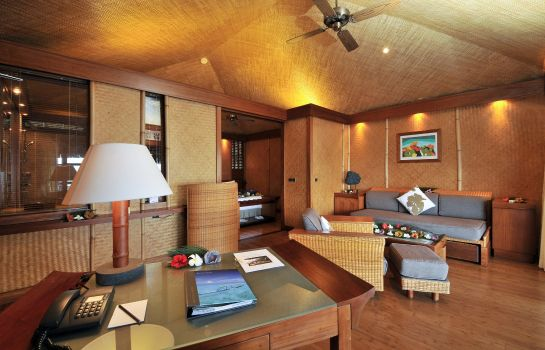 Suite InterContinental Hotels RESORT AND SPA MOOREA