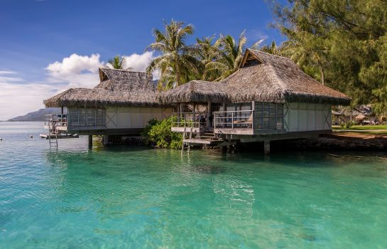 Zimmer InterContinental Hotels RESORT AND SPA MOOREA