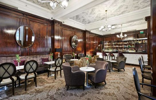 Hotel bar The Waldorf Hilton London