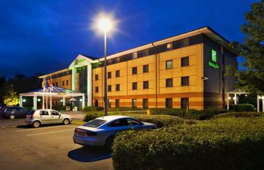 Buitenaanzicht Holiday Inn WARRINGTON