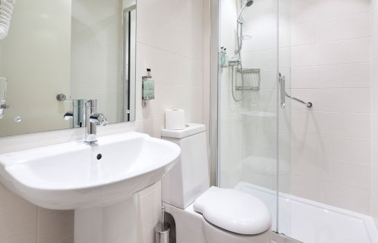 Bagno in camera Skene House Rosemont
