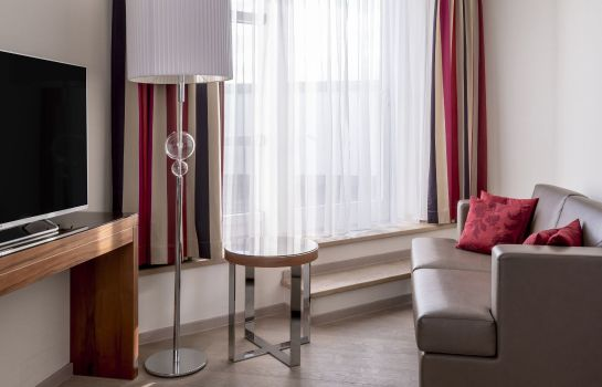 Junior-suite Munich Marriott Hotel