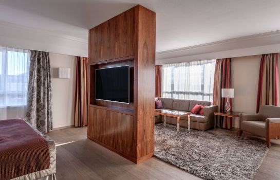 Suite Munich Marriott Hotel