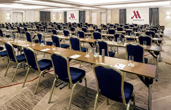 Congresruimte Munich Marriott Hotel