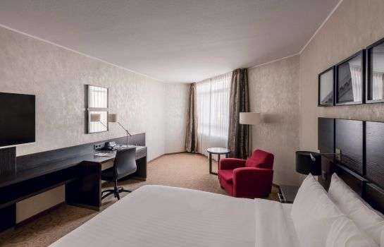 Kamers Munich Marriott Hotel