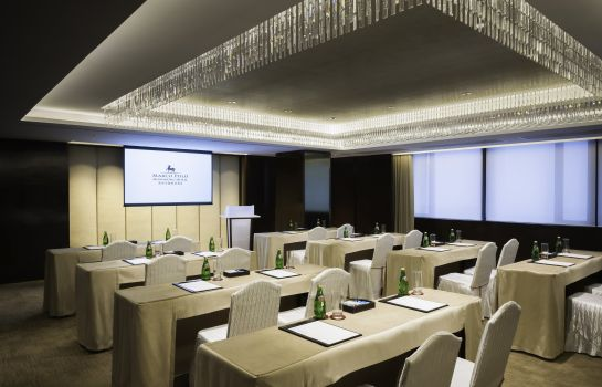 Meeting room The Marco Polo Hongkong