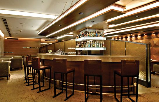 Hotel bar The Marco Polo Hongkong