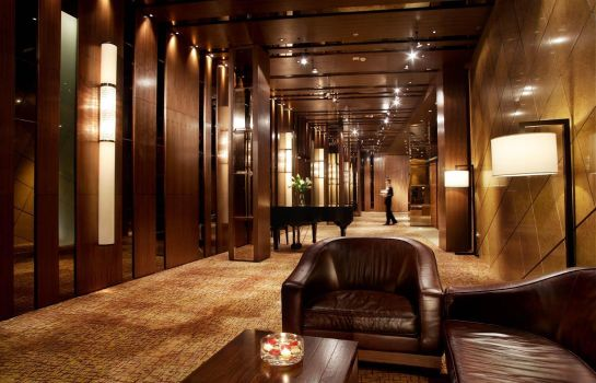 Lobby The Marco Polo Hongkong