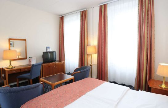 Zimmer Danubius Hotel Rába City Center