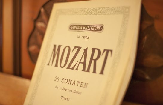 Interior view Mozart