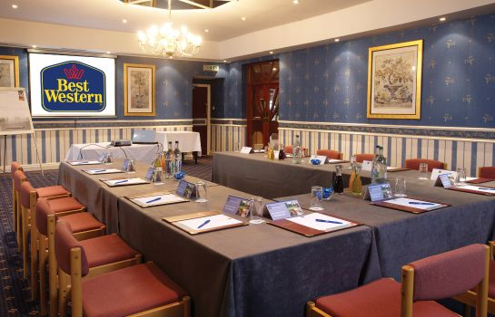 Conference room Best Western Carlton Hotel