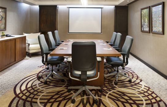 Conference room Sheraton Santo Domingo Hotel