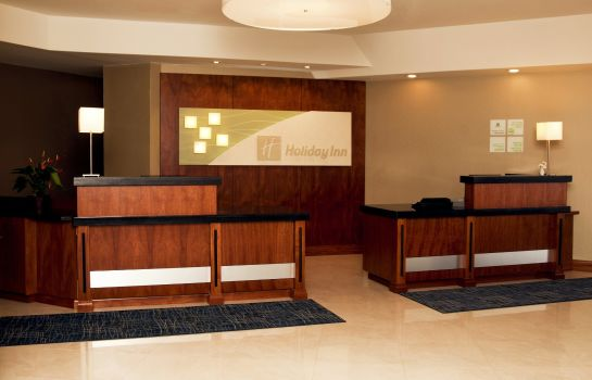 Hotelhalle Holiday Inn RALEIGH DOWNTOWN