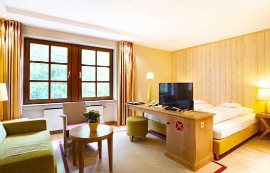 Double room (superior) Ringhotel Der Waldkater