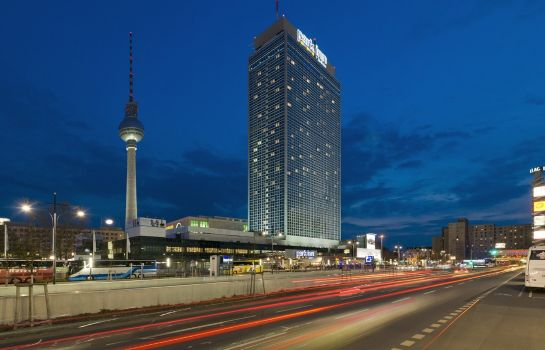 Vista exterior Park Inn by Radisson Berlin Alexanderplatz