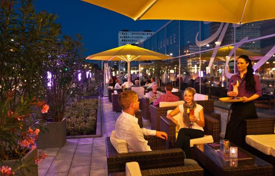 Terraza Park Inn by Radisson Berlin Alexanderplatz
