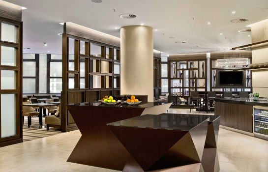 Bar hotelowy Hilton Berlin