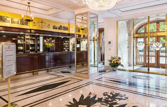 Hall Best Western Premier Grand Hotel Russischer Hof