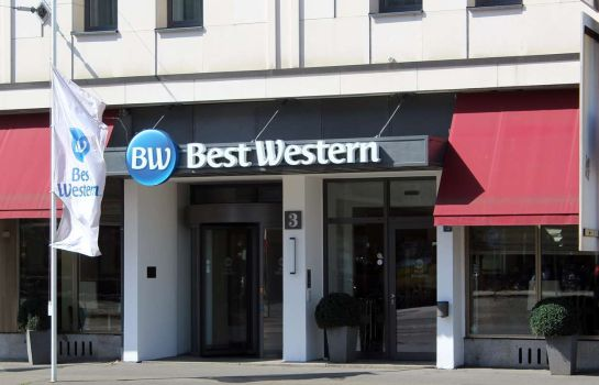Außenansicht Best Western City Center