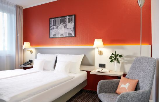 Doppelzimmer Standard Best Western City Center