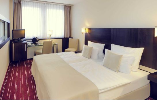 Junior Suite Mercure Hotel Potsdam City