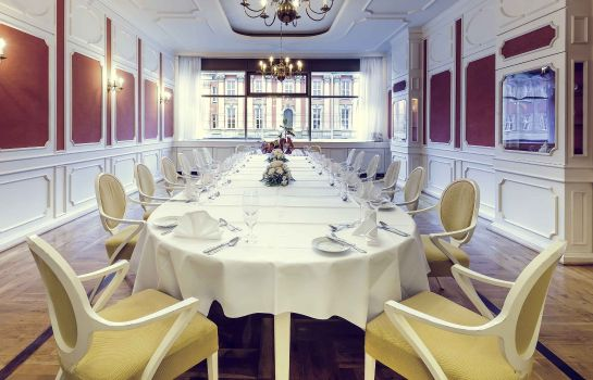 Restaurant Mercure Hotel Potsdam City