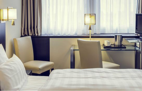 Standardzimmer Mercure Hotel Potsdam City