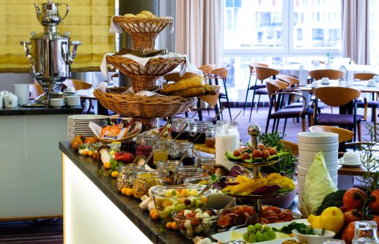 Breakfast buffet Best Western Plus Hotel Bautzen