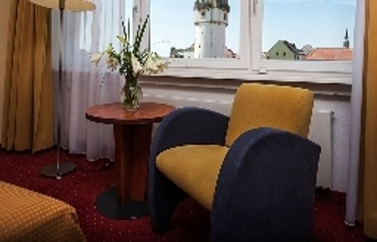 Double room (standard) Best Western Plus Hotel Bautzen