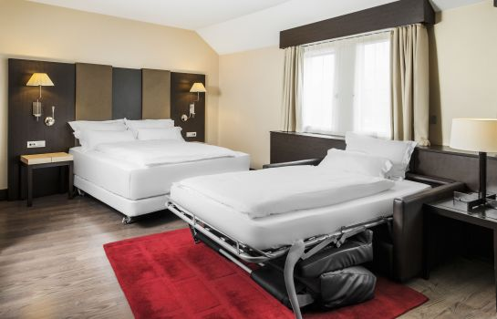 Junior Suite NH Geneva Airport