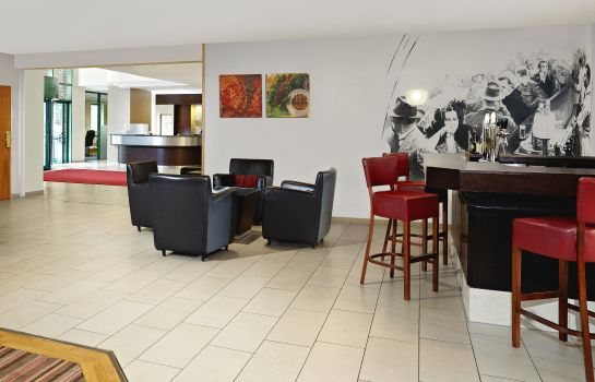 Hotelhalle Four Points by Sheraton Brussels
