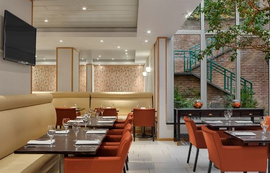 Restaurant Four Points by Sheraton Brussels