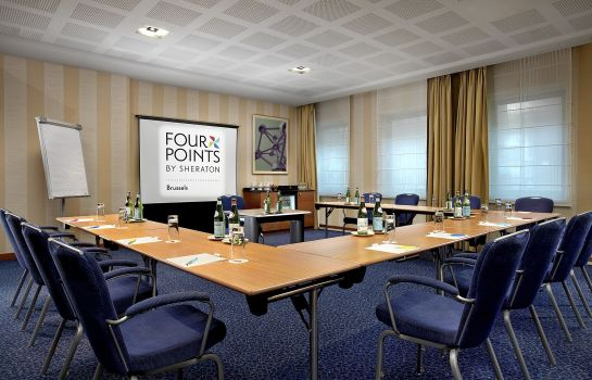 Tagungsraum Four Points by Sheraton Brussels